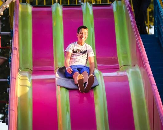 Stan Co Fair Slide