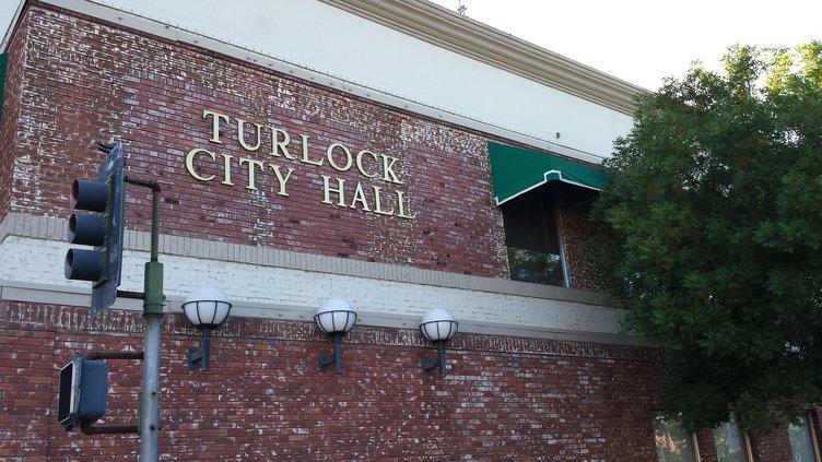 turlock city hall