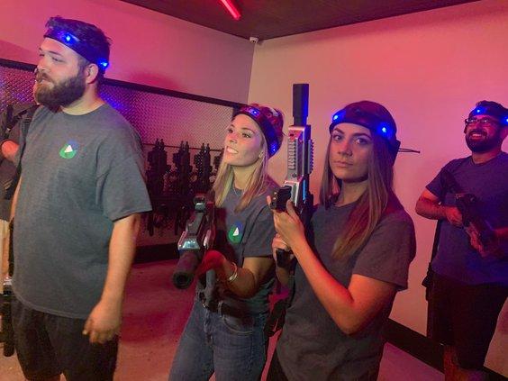 Ten Pin Fun Center laser tag