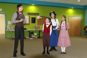 TYPA mary poppins