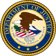 U.S. attorney, department of justice