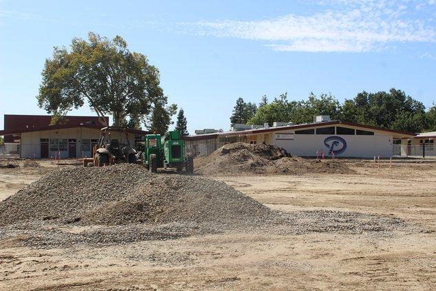 TUSD construction