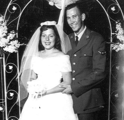 Pettit wedding day