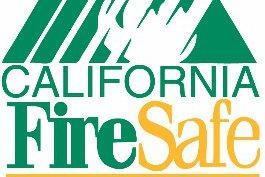 ca fire safe logo