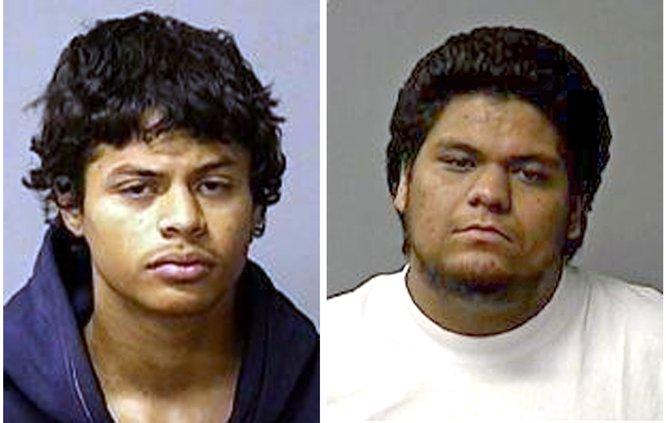 Criminal duo