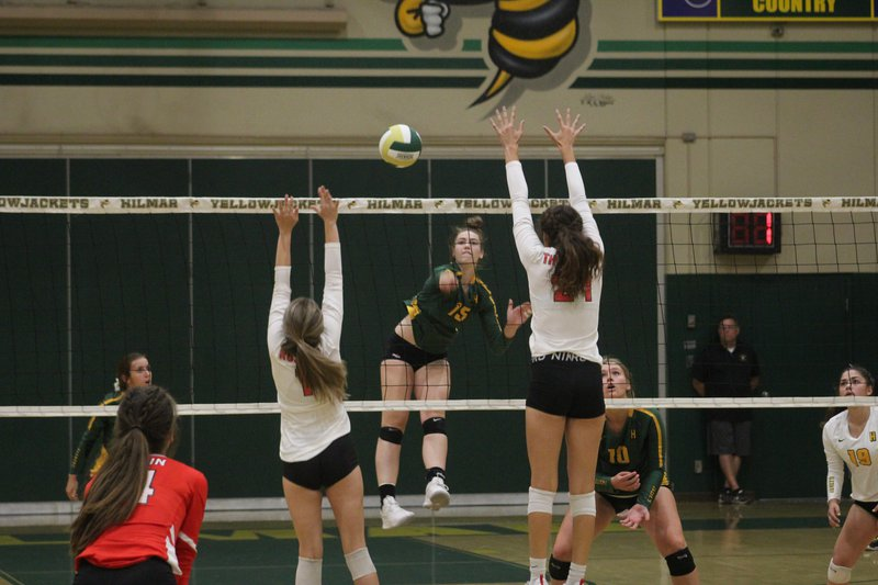 Hilmar volley 3