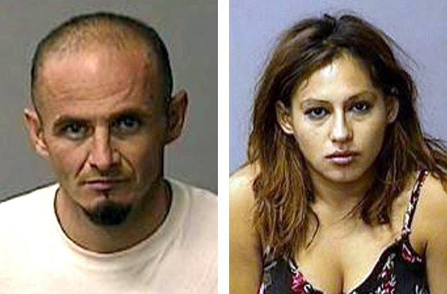 Luis Leon and Sophia Agundez
