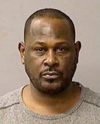 Homicide suspect Morris