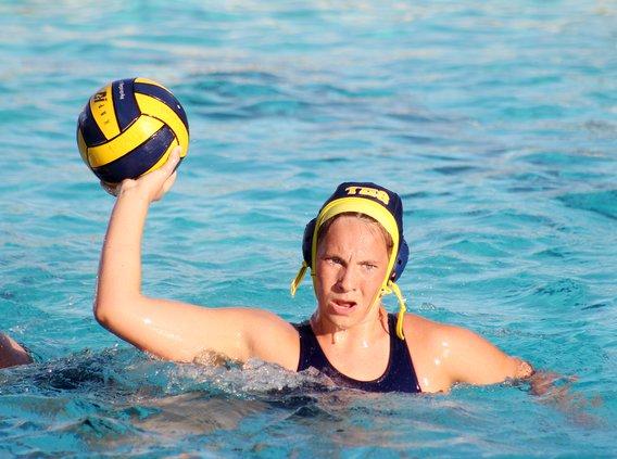 Turlock girls water polo