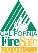 ca fire safe logo