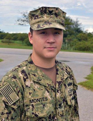 Angel Montes of Keyes