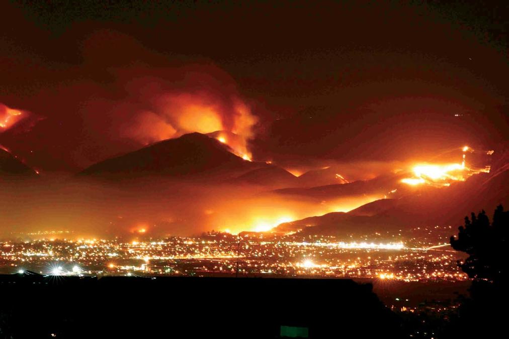 BLAME IT ON THE DEVIL (WIND) - Manteca Bulletin