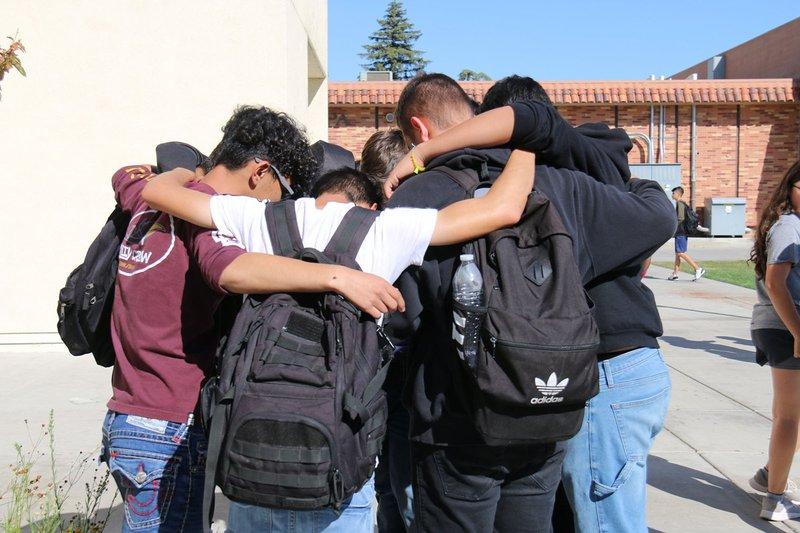 campus mourns