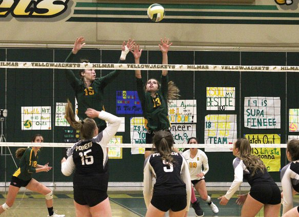 Hilmar volley