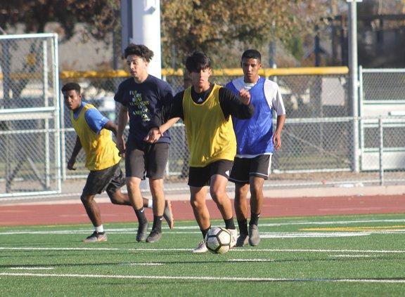 Turlock boys soccer