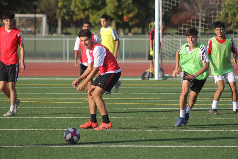 Pitman boys soccer