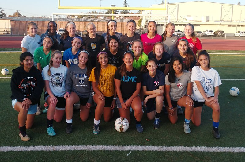 Turlock girls soccer