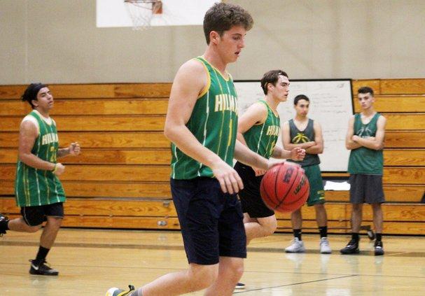 Hilmar boys basketball