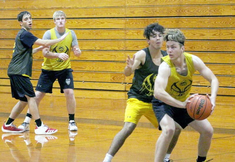 Hughson boys basketball
