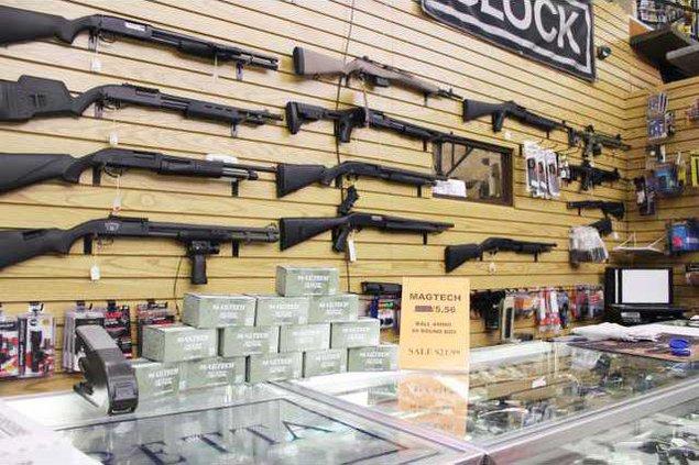 Bilson's guns