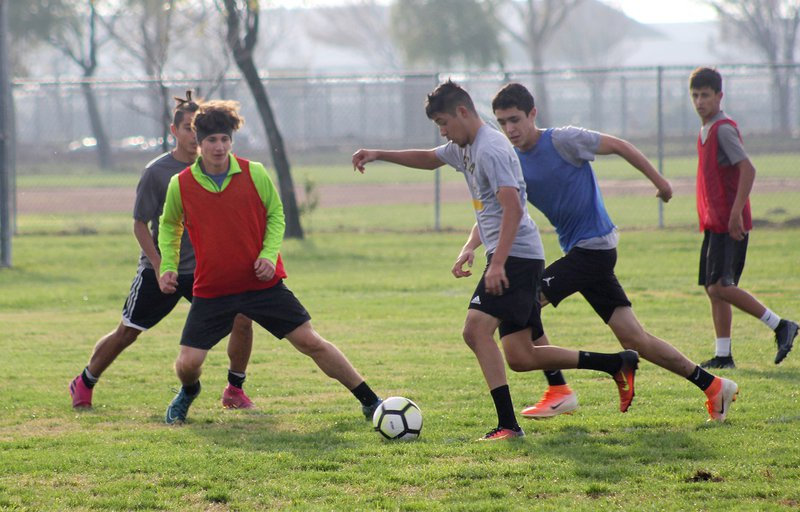 Hilmar boys soccer