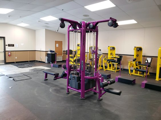 Planet Fitness donation