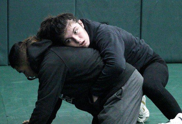 Pitman wrestling 1