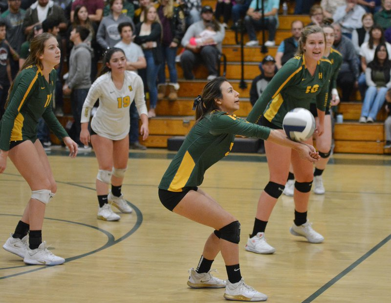 Hilmar volleyball