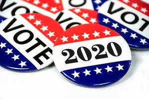 2020 political art
