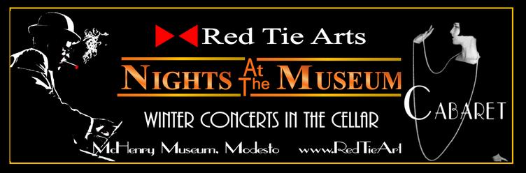 Red Tie Arts logo