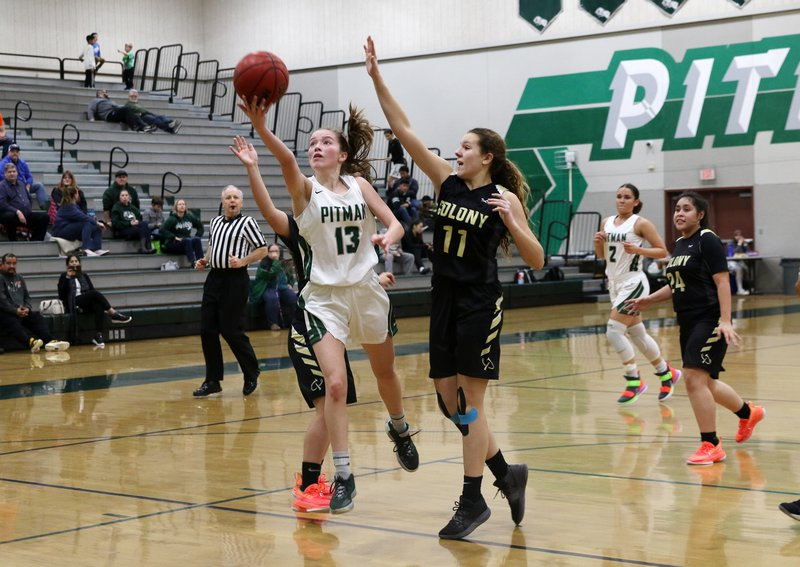 Pitman girls basketball 2