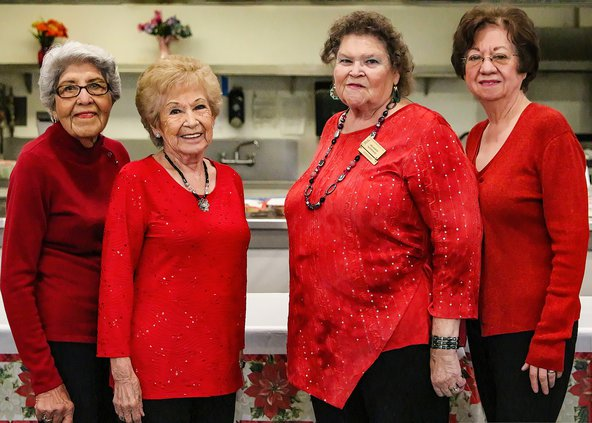 Golden Agers Officers