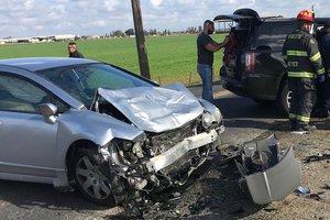 Oak Crash