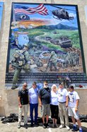 world War ii mural