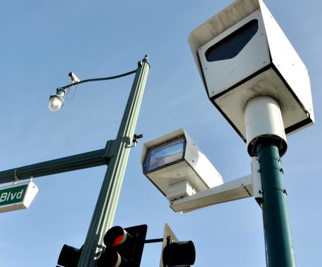red light camera system