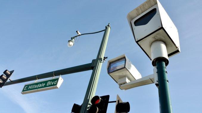 red light camera system