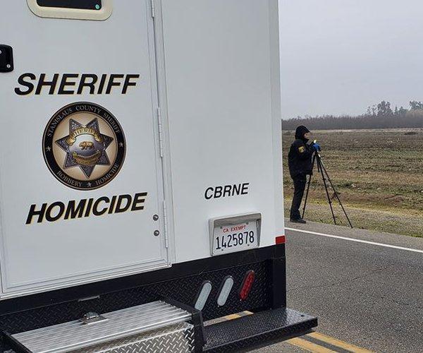 shooting homicide