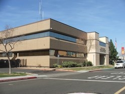 Ceres Police headquarters on Third Street