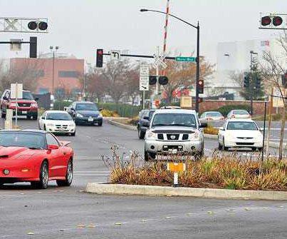industrial drive traffic