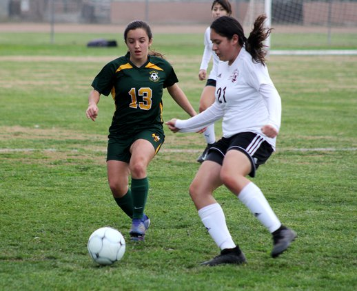 Hilmar girls soccer