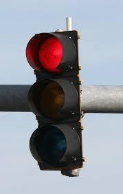 red light image