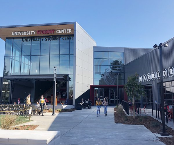 STan State student center 1