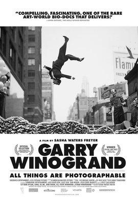 Garry Winogrand documentary