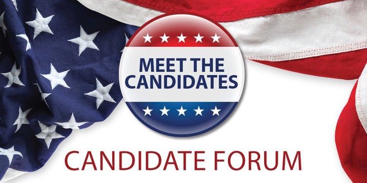 candidate forum art