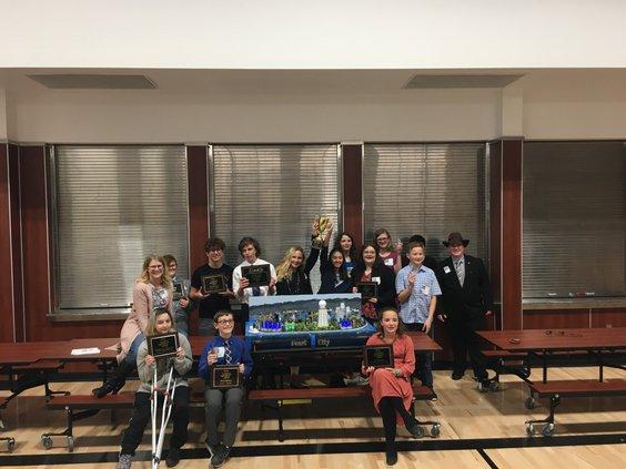 Gratton Elementary future cities