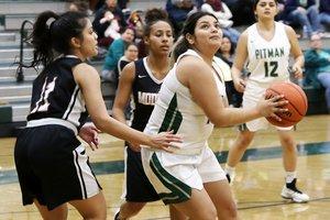 Pitman girls basketball 1