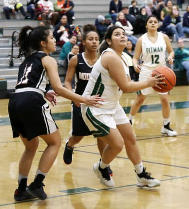 Pitman girls basketball 1