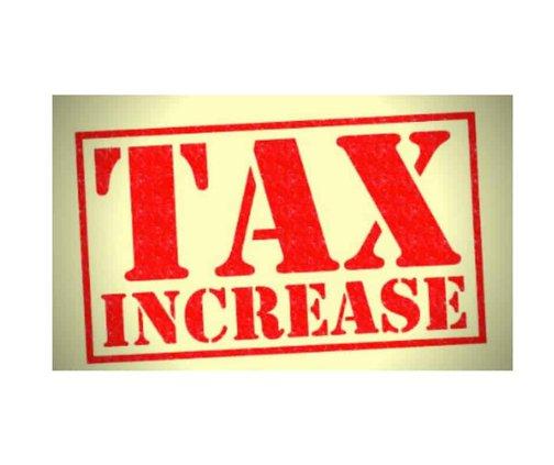 tax increaase