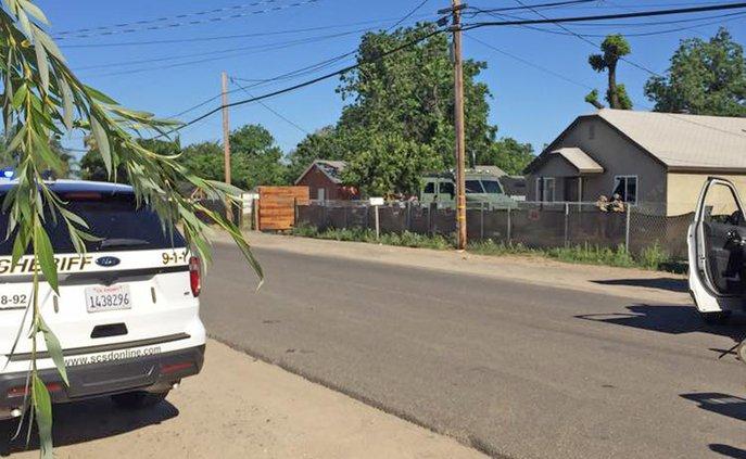 Olivero Street home invasion