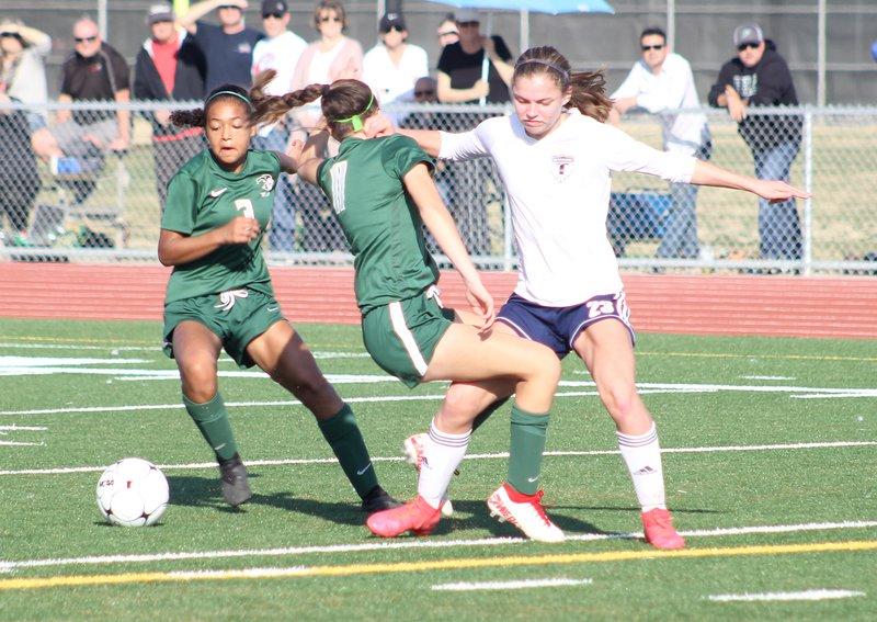 Pitman girls soccer2